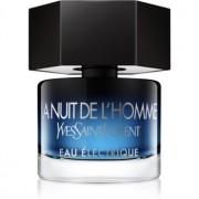 Yves Saint Laurent La Nuit de L'Homme Eau Électrique eau de toilette pentru bărbați 60 ml