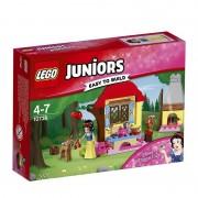 Lego juniors la casetta nel bosco di biancaneve