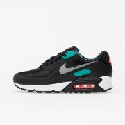 Nike Air Max 90 Cl Black/ Particle Grey-New Green-White