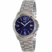 Ceas barbatesc Casio albastru Stainless-Steel Quartz MTP1215A-2A