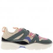 Isabel Marant sneakers Kindsay grijs multicolor