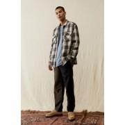 BDG - Pantalon de pyjama en velours côtelé grège- taille: 30W 30L