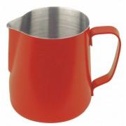 Concept Art tejkiöntő - tejhabosító piros 0,6L