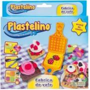 Set plastilina mic Fabrica de vafe Plastelino