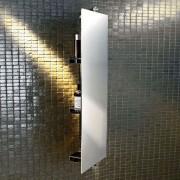SHADE rotating mirror with trays