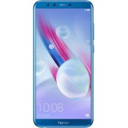"Telefon Mobil Huawei Honor 9 Lite, Procesor Octa-Core 2.36GHz / 1.7GHz, IPS LCD 5.65"", 3GB RAM, 32GB Flash, Dual 13MP+2MP, Wi-Fi, 4G, Dual Sim, Android (Albastru) + Cartela SIM Orange PrePay, 6 euro credit, 6 GB internet 4G, 2,000 minute nationale si inte"