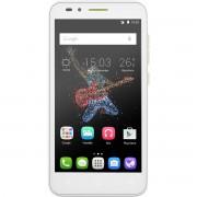 """Telefon mobil Alcatel 7048X Go Play, 4G, 5"""", Quad-core, RAM 1GB, Stocare 8GB, Camera 8MP/5MP, Baterie 2500mAh, White&Green&Blue"""
