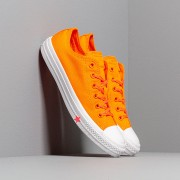 Converse Chuck Taylor All Star Orange Rind/ Racer Pink/ White