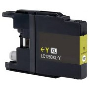 Printflow Compatível: Tinteiro Brother lc1280y amarelo (lc-1280xlybp)