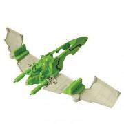 Ben 10 Omniverse Vehicle: Proto Flyer And Ben.