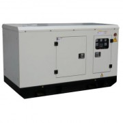 AGT 17 DSEA Generator diesel stationar , putere 16.5 kVA , insonorizat , turatii 1500 rpm