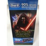 PROCTER & GAMBLE Oral-B Vitality Star Wars, Elektrobürste + Federmäppchen, 1 Stück