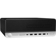 HP ProDesk 600 G5 SFF PC, i5-9500 3.0GHz, 8GB RAM, 256GB SSD, Intel HD graphics, Win 10 Pro