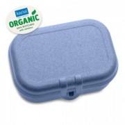 Koziol Matlåda PASCAL 2-pack S Organic Blå
