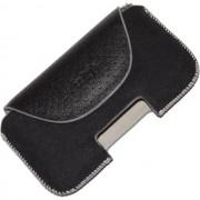 Celly Custodia Originale Duro 01f Case Clip Da Cintura Orizzontale Universale Size 01 Black Per Modelli A Marchio Lg