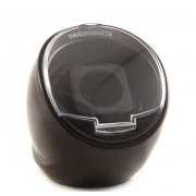 Watch Winder by Designhutte seria Optimus Black Made in Germany