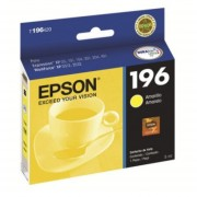 Epson T196420 196 Yellow Original Ink Cartridge