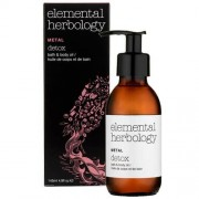 Elemental Herbology Metal Detox Bath and Body Oil 145ml
