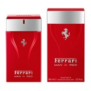 Ferrari MAN in RED 2015 Men Eau de Toilette Spray 100ml