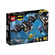 Batsubmarinul Batman si conflictul subacvatic 76116 LEGOSuper Heroes