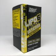 Lipo Black Intense Nutrex Importado Original EUA 60 Caps