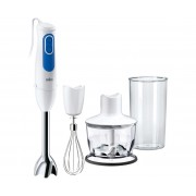Braun MQ3035WH Sauce Keukenmachines en mixers - Blauw