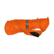 Hurtta Summit Parka, Dog Winter Jacket, Orange, 22 in