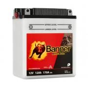 Banner YB12AL-A2 Bike Bull motorkerékpár akkumulátor - 51213