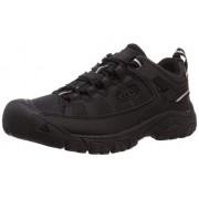 KEEN Targhee Exp WP-M Zapatillas de Senderismo para Hombre, Negro, 10
