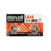 Батерия за часовник Maxell - AG13 - 357A-CX44-LR44W