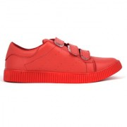 Stylish Step Red Casual Shoe