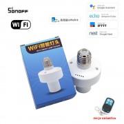 Sonoff Slampher - inteligentná wifi objímka na žiarovku