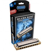 Hohner 532BX-G Blues Harp Key Of G Major