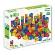 Set de constructie BioBuddi Invata sa creezi, 97 cuburi