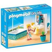 PLAYMOBIL Modern Bathroom Set