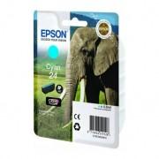 Epson Cartucho 24 cian (etiqueta RF) C13T24224020