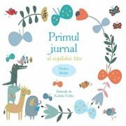 Primul jurnal al copilului tau. Pentru baietei/Ilustratii de Kaliaha Volha