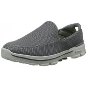 Skechers Performance Men's Go Walk 3 Slip-On Walking Shoe Charcoal 13 D(M) US