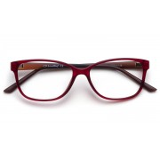 The Collection Sweet Dreams - Matte Red Brown Glasögon