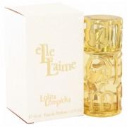 Lolita Lempicka Elle L'aime Eau De Parfum Spray By Lolita Lempicka 1.3 oz Eau De Parfum Spray