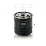 MANN-FILTER W714/3