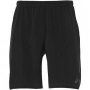Asics 2-in-1 7'' Short Men - Male - Zwart / Grijs - Grootte: 2X-Large