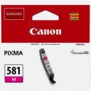 Мастилена касета Canon CLI-581 M, 5.6 ml, Червен, 2104C001AA