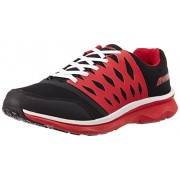 Sparx Men's Black and Red Running Shoes - 7 UK (SX0221G)