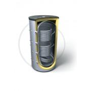 Буферeн съд за отоплителна инсталация с два топлообменника Tesy V 12/8 S2 1500 120 F45 P6 C , 303890, Енергиен клас C, Обем 1500 L
