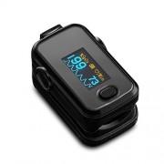 Doigt oxymètre SPO2 de pouls Moniteur de fréquence cardiaque avec écran OLED