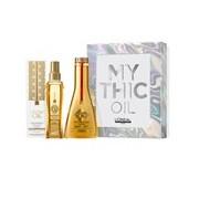 Coffret mythic oil shampoo 250ml + huile originale 100ml - LOreal Professionnel