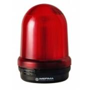 Girofar LED - Rotativ rosu sau galben rezistent la vibratii - 24V - prindere fixa