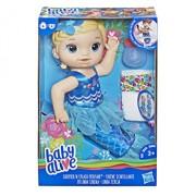 Baby Alive - Papusa interactiva Sirena blonda