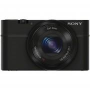 Cámara Digital Sony Cyber-shot DSC-RX100 20.2 MP CMOS 3.6x Zoom-Negro